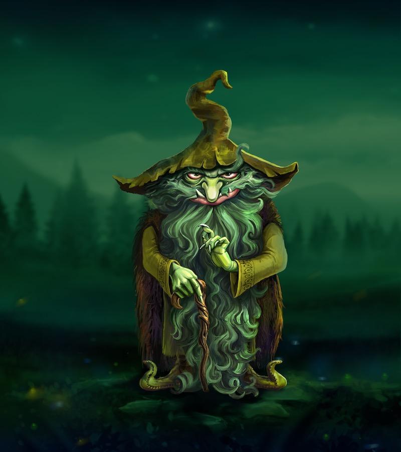 Ох - персонаж української міфології