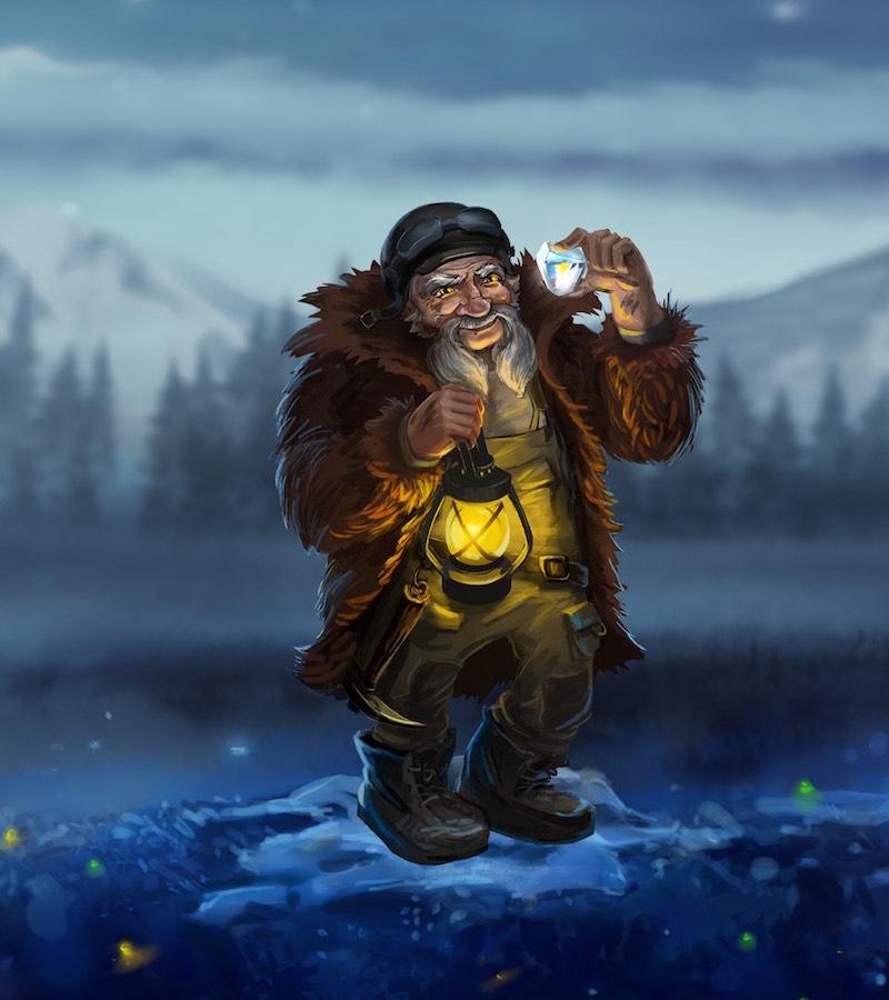 Шубін - персонаж української міфології
