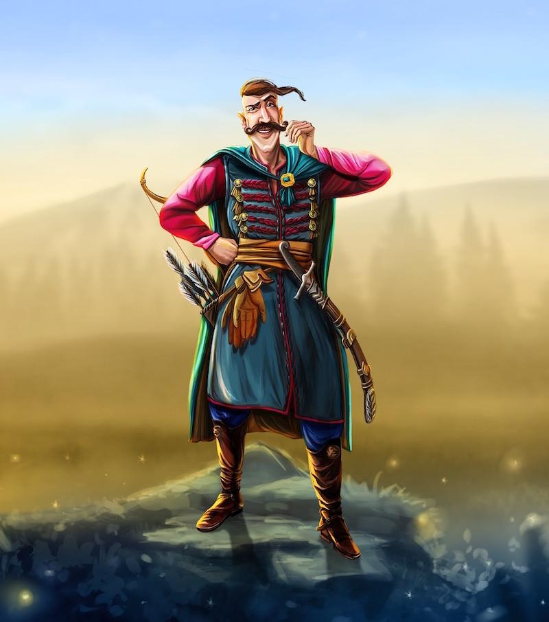 Сученко - персонаж української міфології